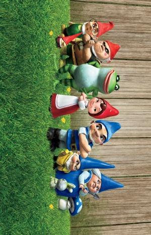 Gnomeo & Julia 3228x5000