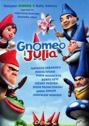 Gnomeo & Julia 570x806