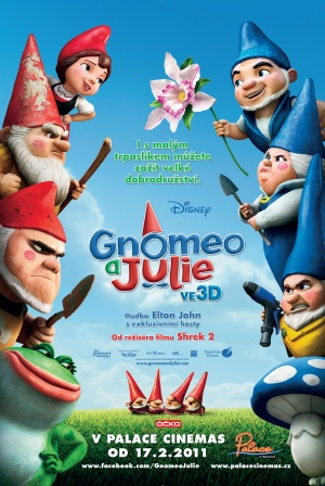 Gnomeo & Julia 3347x5000