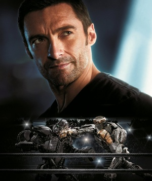 Real Steel Key art