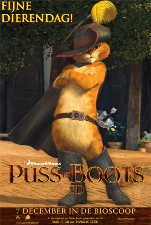 Puss in Boots 484x720
