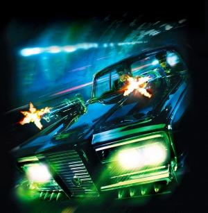 The Green Hornet 4893x5000