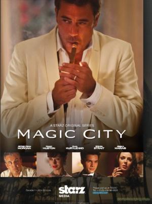 Magic City 595x800