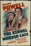 The Kennel Murder Case Poster