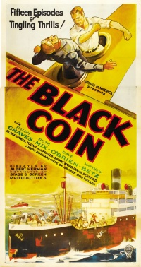 The Black Coin poster