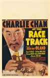 Charlie Chan at the Race Track Poster