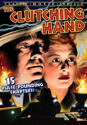 The Amazing Exploits of the Clutching Hand 347x500