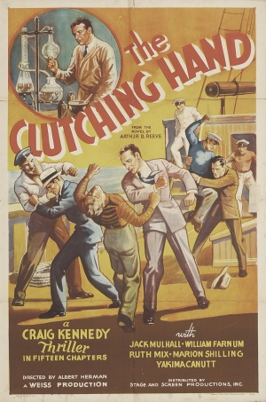The Amazing Exploits of the Clutching Hand 1556x2352