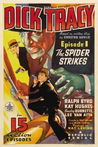 Dick Tracy poster