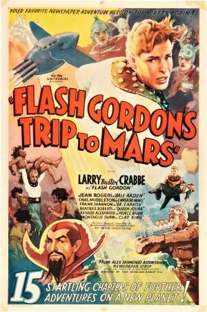 Flash Gordon's Trip to Mars 1918x2893