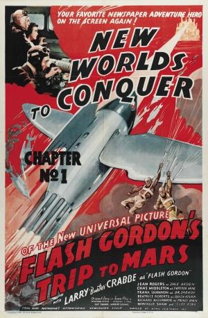 Flash Gordon's Trip to Mars 2129x3250