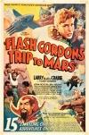 Flash Gordon's Trip to Mars poster