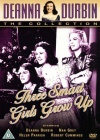 Three Smart Girls Grow Up Cover