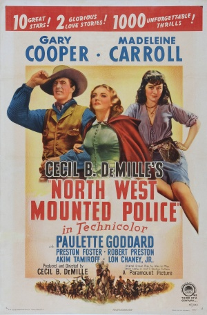 North West Mounted Police 1975x3000