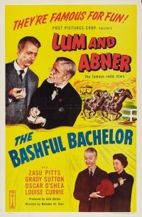 The Bashful Bachelor poster