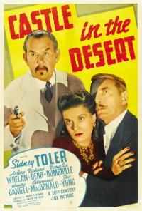 Castle in the Desert poster
