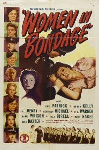 Women in Bondage poster