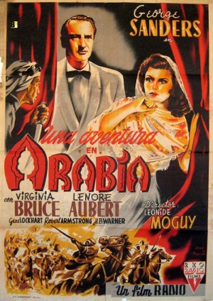 Action in Arabia 500x706