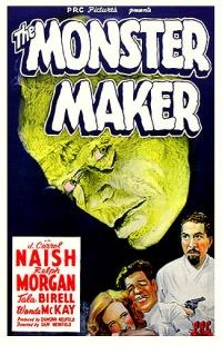 The Monster Maker poster