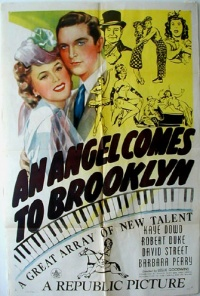An Angel Comes to Brooklyn poster