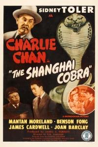 The Shanghai Cobra poster