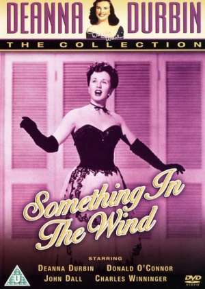 Something in the Wind Dvd cover