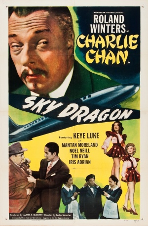 The Sky Dragon Poster