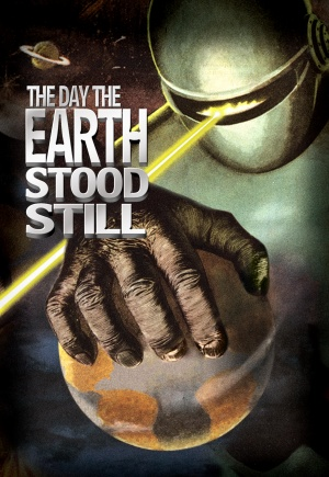 The Day the Earth Stood Still Dvd cover