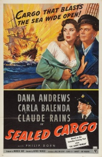 Sealed Cargo poster