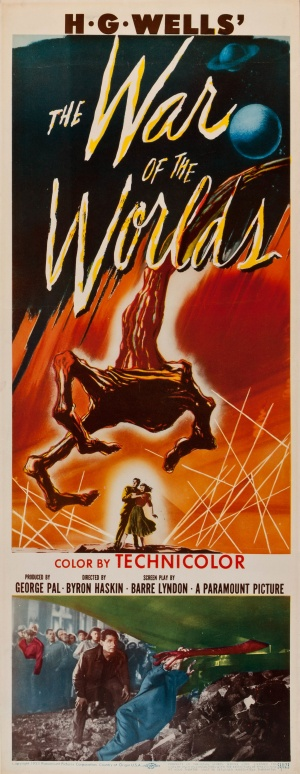 The War of the Worlds 1937x5000