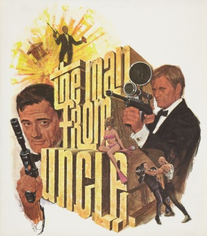 The Man from U.N.C.L.E. 2430x2770
