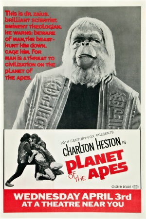 Planet of the Apes 1995x3000