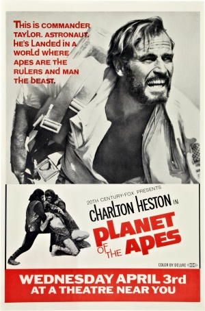 Planet of the Apes 1982x3000