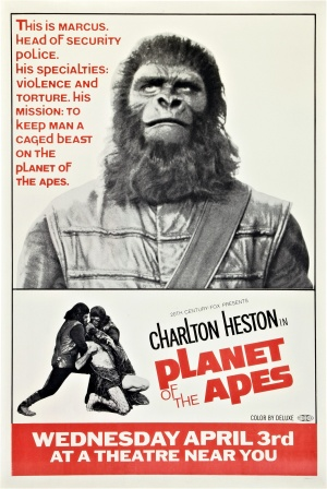 Planet of the Apes 2009x3000