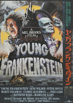 Young Frankenstein 1791x2545