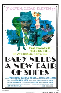 Baby Needs a New Pair of Shoes poster