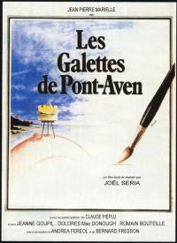 Les galettes de Pont-Aven poster
