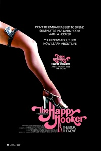 The Happy Hooker poster