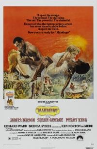 Mandingo poster