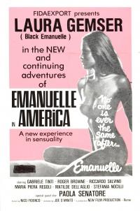 Emanuelle in America poster