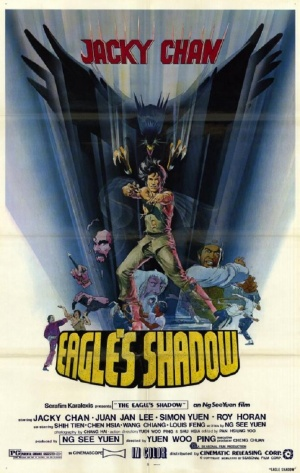 Snake In The Eagle's Shadow Poster