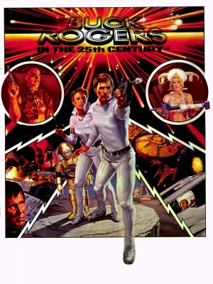 Buck Rogers in the 25th Century 1199x1600