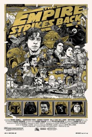 Star Wars: Episodio V - El Imperio contraataca 786x1177