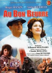 Au bon beurre poster
