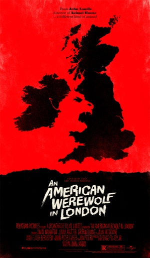Un hombre lobo americano en Londres 700x1200