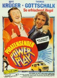Piratensender Power Play poster