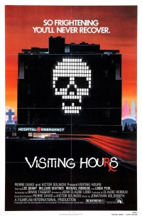 Visiting Hours poster