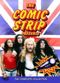 The Comic Strip Presents... poster