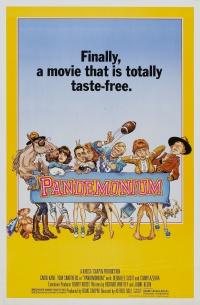 Pandemonium poster