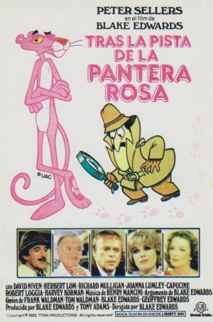 Trail of the Pink Panther 680x1025